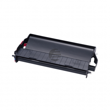 Brother Mehrfachkassette + 1 Thermo-Transfer-Rolle schwarz (27717, PC-70)