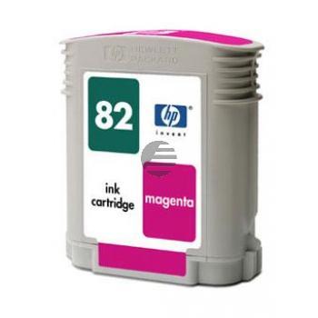 HP Tintenpatrone magenta (C4912A, 82)