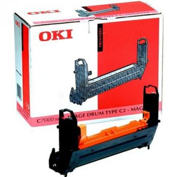 OKI Fotoleitertrommel magenta (41962806)