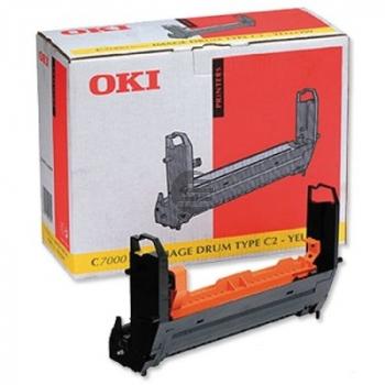 OKI Fotoleitertrommel gelb (41962805)