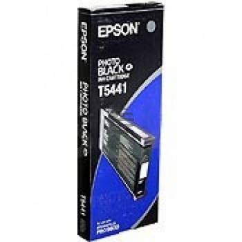 Epson Tintenpatrone Photo-Tinte photo schwarz HC (C13T544100, T5441)