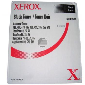 Xerox Toner-Kartusche schwarz (006R90252 006R90321)