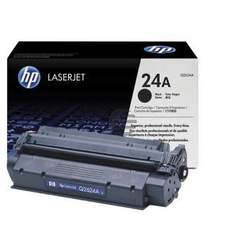 HP Toner-Kartusche schwarz (Q2624A, 24A)