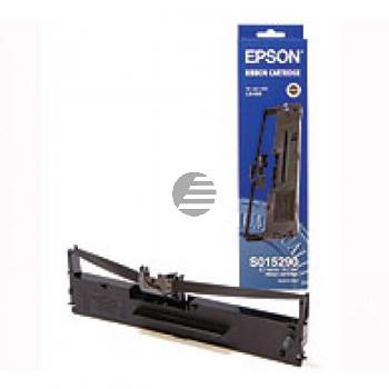 Epson Farbband Nylon schwarz (C13S015307)