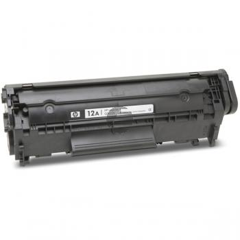HP Toner-Kartusche schwarz (Q2612A, 12A)