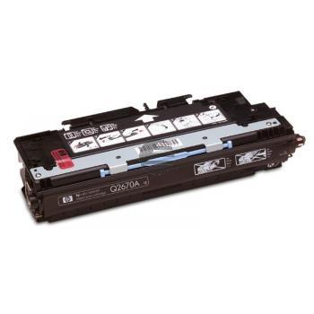 HP Toner-Kartusche schwarz (Q2670A, 308A)