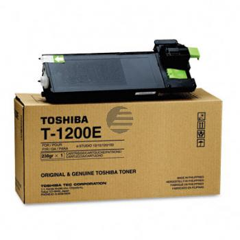 Toshiba Toner-Kit schwarz (66099501, T-1200 T-1200E)