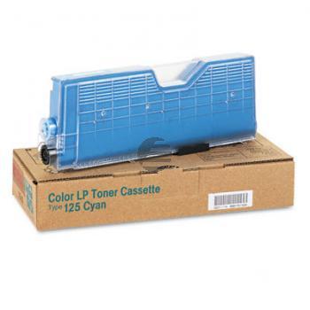 Ricoh Toner-Kit cyan HC (400839 404129, TYPE-125) ersetzt DT125CYN0