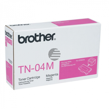Brother Toner-Kit magenta (TN-04M)