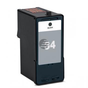 Lexmark Tintenpatrone schwarz HC (18C0034E, 34)