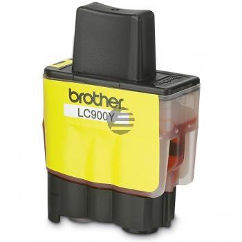 Brother Tintenpatrone gelb (LC-900Y)