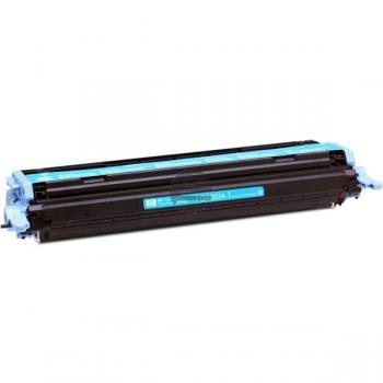 HP Toner-Kartusche cyan (Q6001A, 124A)