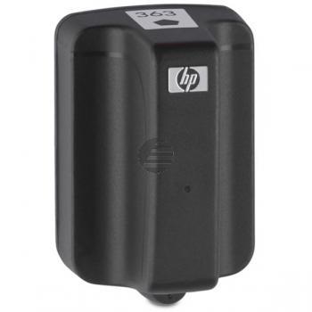 HP Tintenpatrone schwarz (C8721EE, 363)