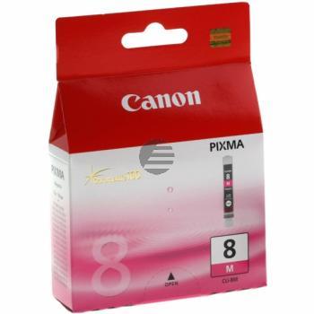 Canon Tintenpatrone magenta (0622B001, CLI-8M)