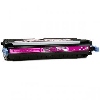 HP Toner-Kartusche magenta (Q7563A, 314A)
