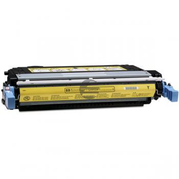 HP Toner-Kartusche gelb (Q5952A, 643A)
