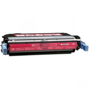 HP Toner-Kartusche magenta (Q5953A, 643A)