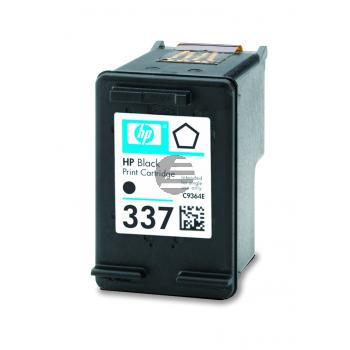 HP Tintenpatrone schwarz HC (C9364EE, 337)