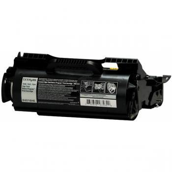 Lexmark Toner-Kartusche Prebate schwarz HC (64016HE)