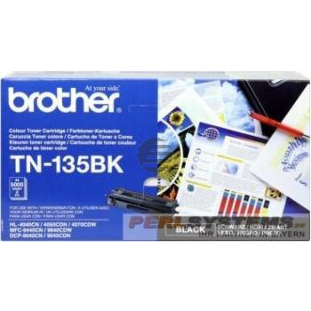 Brother Toner-Kit schwarz HC (TN-135BK)