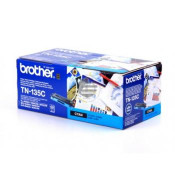 Brother Toner-Kit cyan HC (TN-135C) ersetzt 007R97031