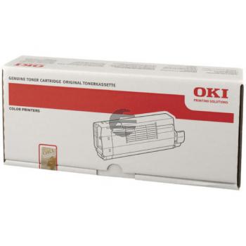 OKI Toner-Kit gelb (44318605)