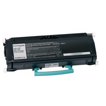 Lexmark Toner-Kartusche Return schwarz HC (E360H11A)