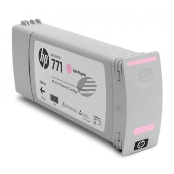HP Tintenpatrone magenta light 3er Pack (CR254A, 3 x 771C)