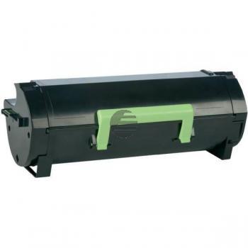 Lexmark Toner-Kit Return schwarz HC (60F2H00, 602H)