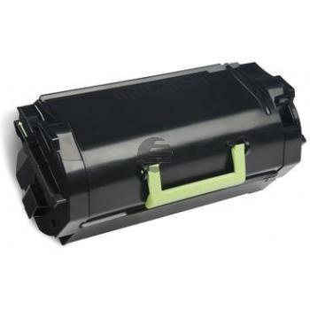 Lexmark Toner-Kit schwarz HC plus (62D0XA0, 620XA)