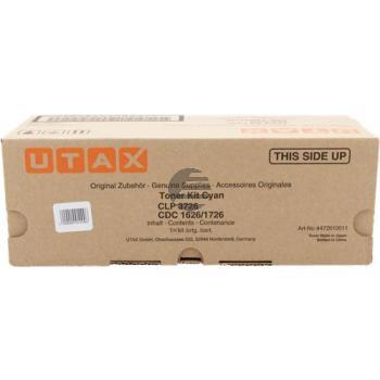 Utax Toner-Kit cyan (4472610011, TK-C4726)