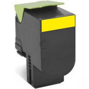 Lexmark Toner-Kit Corporate gelb HC (70C2HYE, 702HY)