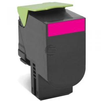 Lexmark Toner-Kit Corporate magenta HC (80C2SME, 802SME)