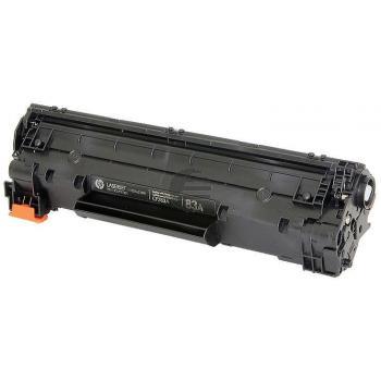 HP Toner-Kartusche 2x schwarz (CF283AD, 83AD)