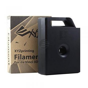 XYZprinting ABS Filament Cartridge 1,75mm schwarz