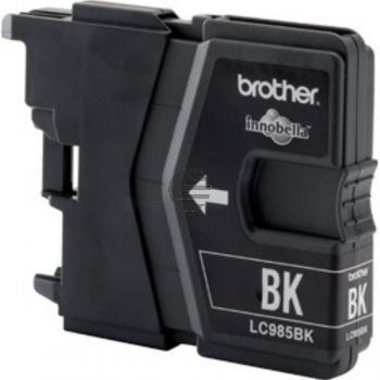 Brother Tintenpatrone 2 x schwarz 2-Pack (LC-985BKBP2DR)