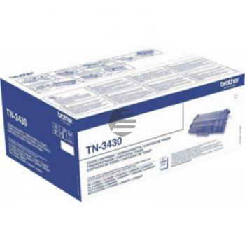 Brother Toner-Kit schwarz (TN-3430)