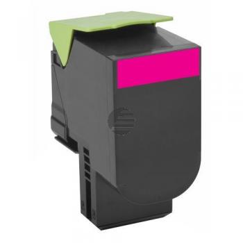 Lexmark Toner-Kit Corporate Return magenta (80C20ME, 802ME)