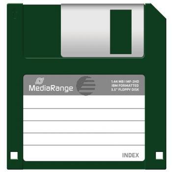 MEDIARANGE 3.5 DISK MF2HD(10) MR200 1.44MB formatiert