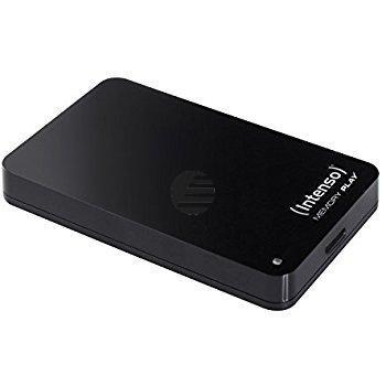 INTENSO 2.5 HDD FESTPLATTE EXTERN 500GB 6021430 USB 3.0 tragbar schwarz