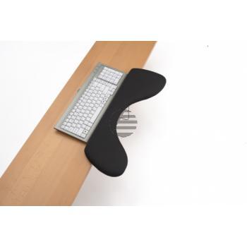 BNESPD BAKKER FLEXIBLER MONITORARM 3-8KG fuer Flachbildschirm dual