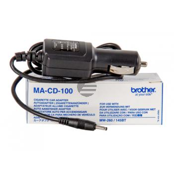 BROTHER MACD100 AUTOADAPTER MACD100 fuer MW-145BT/260
