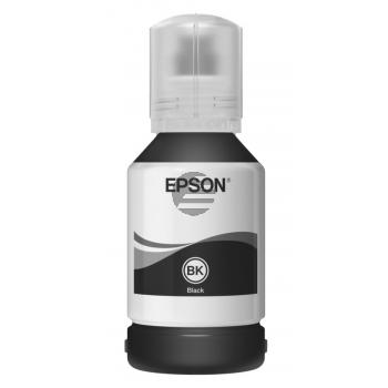 Epson Tintennachfüllfläschchen schwarz (C13T03R140, 102)