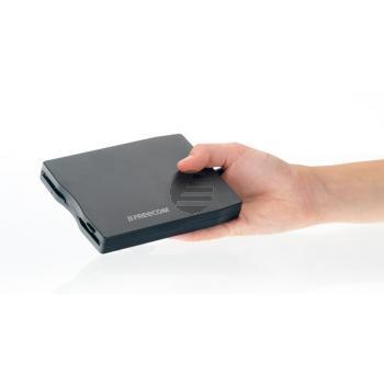Freecom Diskettenlaufwerk USB FDD 1,44 MB, 3,5 ZOLL, USB 1.1 Classic