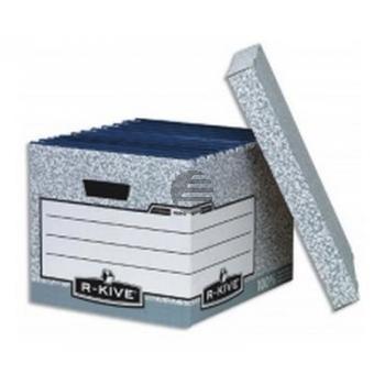 Fellowes Archivbox R-Kive A4 System Standard für Hängemappen 333 x 285 x 390 mm