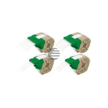 LEITZ Endlosettiket.Kassette Papier 70100001 19mmx22m weiss permanent
