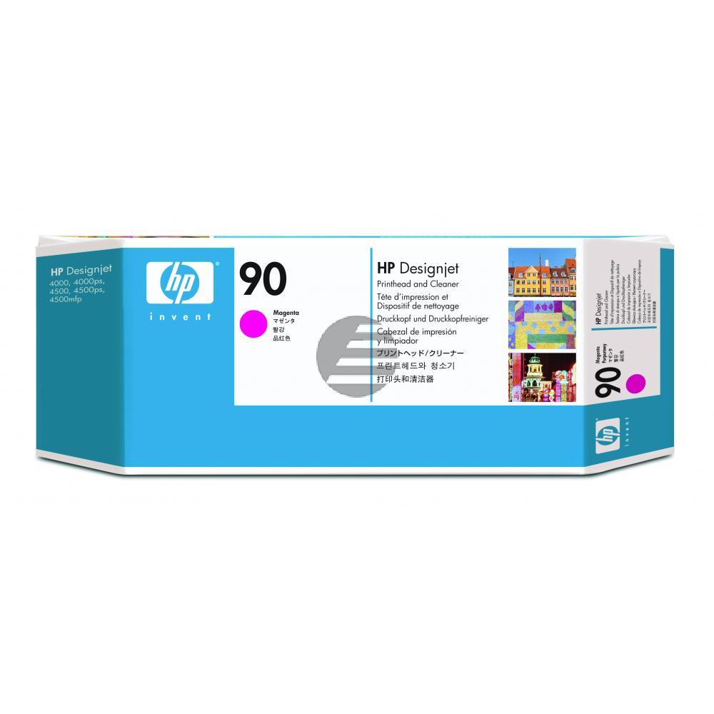 HP Tintendruckkopf Tintendruckkopf-Reiniger magenta (C5056A, 90)