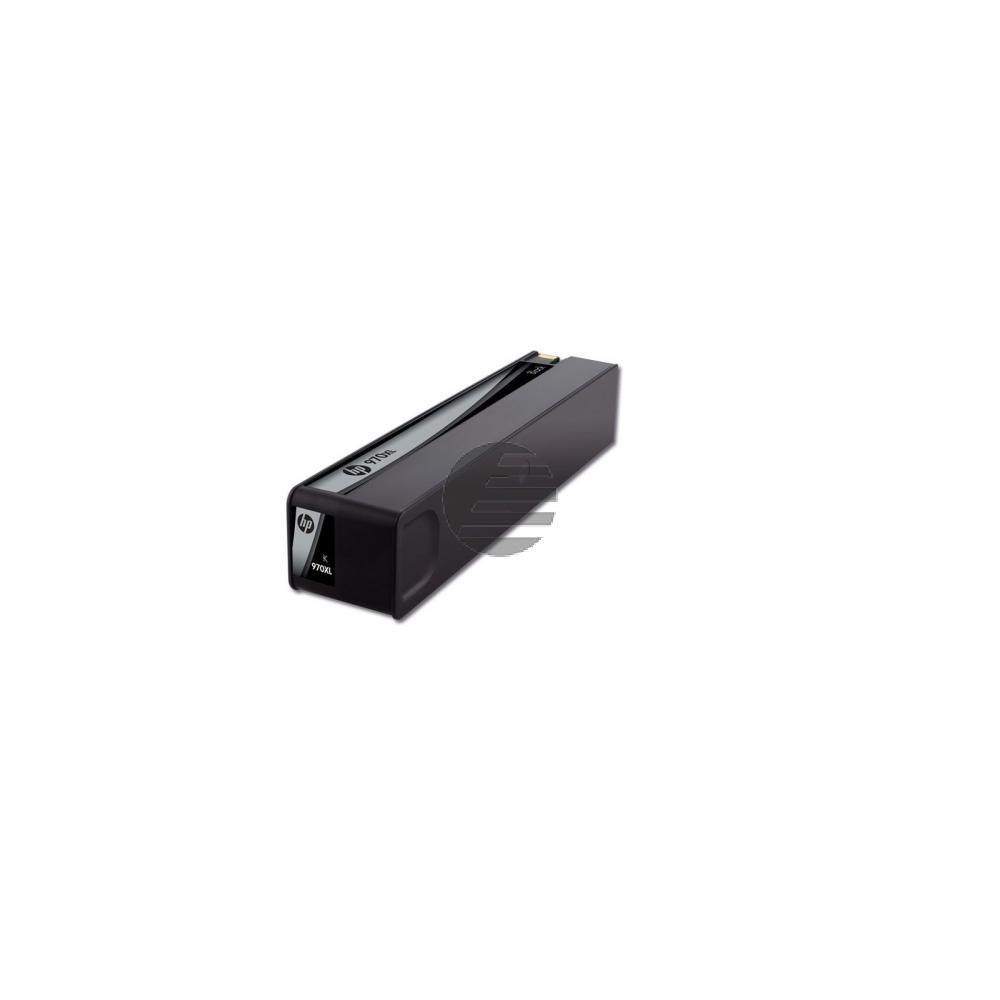 HP Tintenpatrone schwarz HC (CN625AE, 970XL)