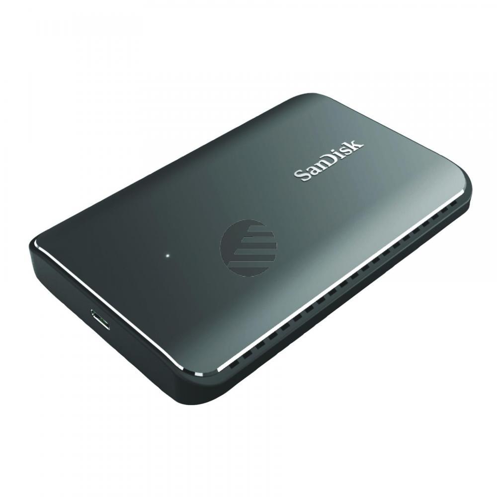 SANDISK EXTREME 900 FESTPLATTE EXTERN SDSSDEX2-960G-G25 960GB tragbar