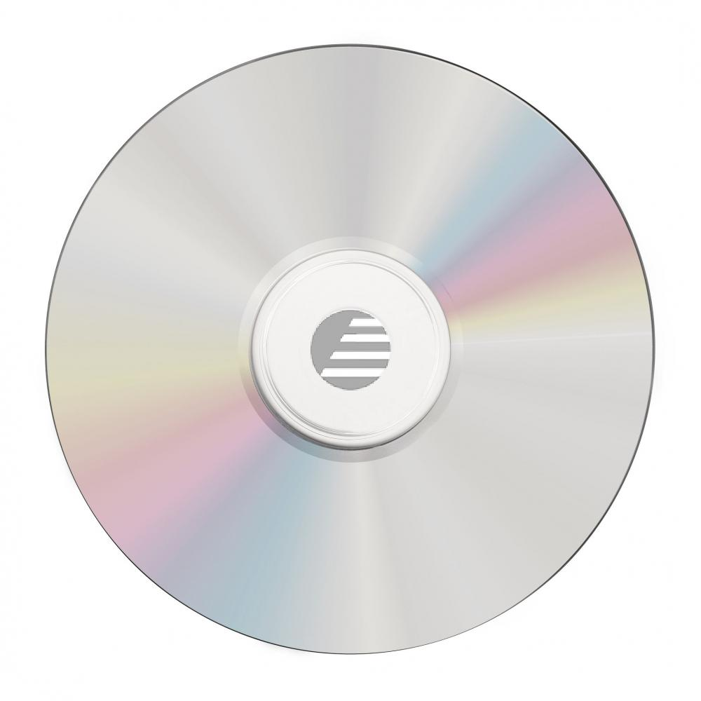 VERBATIM CD-R80 700MB 52x (50) CB 43582 Cake Box Shiny Silver AZO